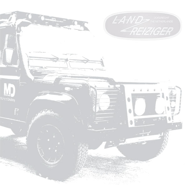 Slimline II Roof Rack -  Land Rover Defender 110 / Large