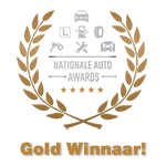 Landreiziger - Auto Awards - Gold Winnaar!